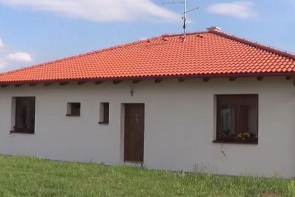 VIDEO: Zděný dům za jeden měsíc