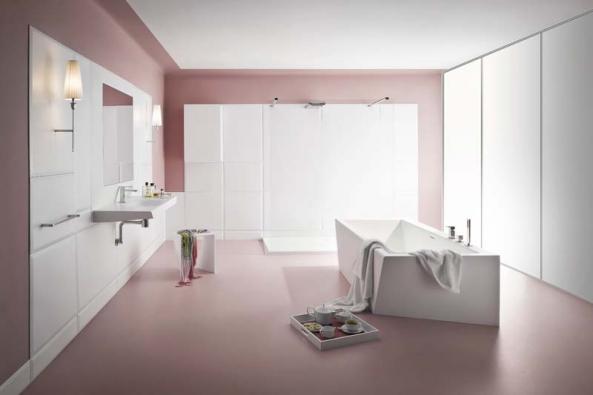 Vana Warp (Rexa Design), materiál Corian,  cena od229080Kč,  www.styleit2.cz.
