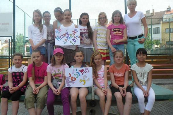 Kromě dětí z České republiky se do letošního ročníku zapojily i děti ze Slovenska, Polska, Maďarska a Itálie.