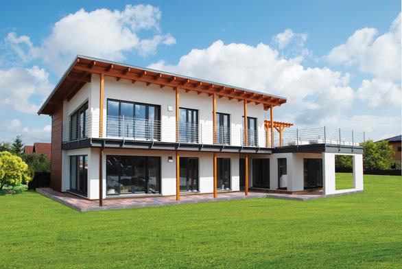 Dokonalá ochrana konstrukce domu před vlhkostí