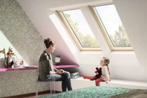 Výhody nové generace střešních oken