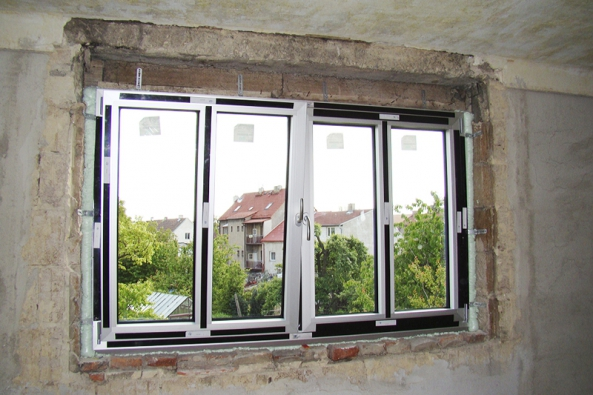 ...případně výměna celého okna zakonstrukčně imateriálově jiný výrobek.  Ovšem není to ono!