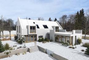 Zateplení domu v ceně zdiva