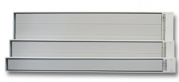 Sálavé topné panely ECOSUN jsou ideálním zdrojem tepla ipro extrémně velké prostory (FENIX).