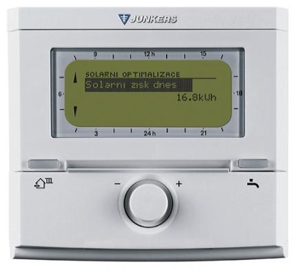 Aby plynový spotřebič efektivně pracoval, musí být správně nainstalován, nastaven aseřízen (JUNKERS).