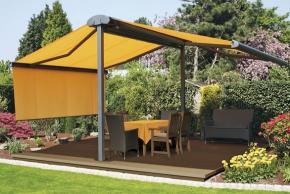 Zastínění terasy vám prodlouží léto