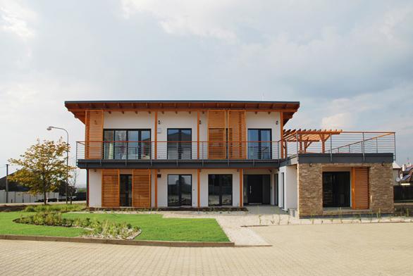 Dispozičně variabilní dům