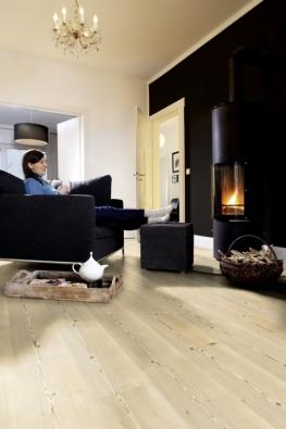 Wineo PURLINE | Kolekce Wood | dekor Borovice Delave | KPP