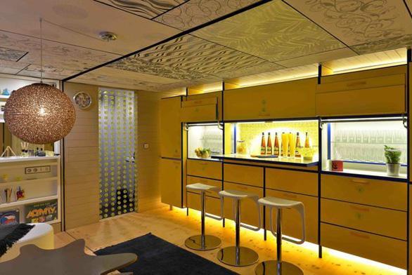 Partyhaus, jehož koncept vychází z potřeb zjištěných ve spotřebitelských průzkumech, se otevírá dnem otevřených dveří 9.října 2014 a pronajmout si ho může opravdu každý.