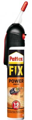 Pattex FIX Power se samospouští