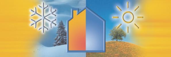 Pasivní dům: K vytápění pasivního domu přispívá i samotná energievašeho těla.