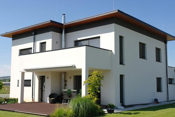 Pasivní dům využívá k vytápění i energii vašeho těla