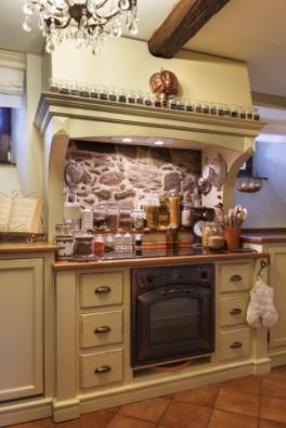 Kuchyň ve stylu Provence (Jitka Kolaříková)
