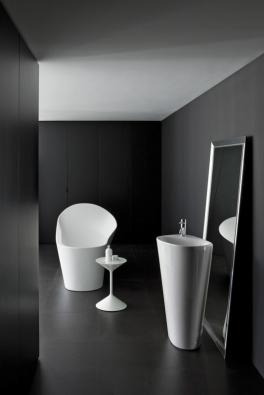 Otom, jak vzniká moderní koupelnový design, snámi hovořil italský designér Roberto Palomba.