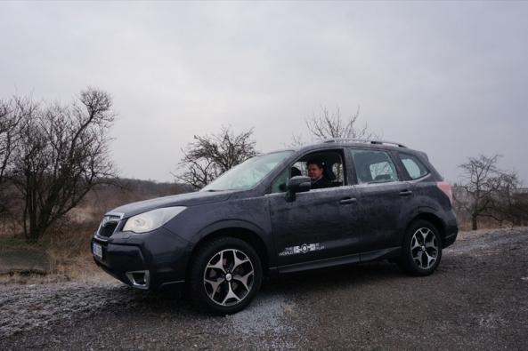 Manažer testuje Subaru Forester XT