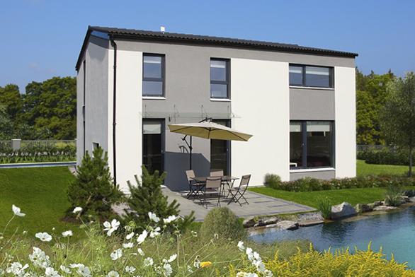 2. místo patří projektu domu Classic II společnosti Canaba, a. s., kód K036.