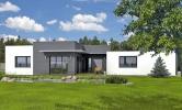 Na1. místě se umístil typový dům Lime odspolečnosti Hoffmann, Chrudim (soutěžní kód K059).