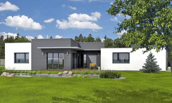 Na1. místě se umístil typový dům Lime odspolečnosti Hoffmann, spol. sr. o., Chrudim (soutěžní kód K059).