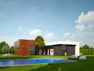 3. místo zaujal dům Lukáš 14, který nabízí společnost Ekonomické stavby, a. s. (soutěžní kód K015).