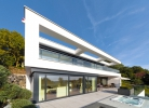 1. místo získal dům Okal Exklusive, který navrhla Projekční skupina společnosti OKAL rodinné domy (soutěžní kód T07).