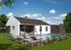 3. místo vtéto kategorii zaujal projekt domu Precis Pavelka, kód K067.
