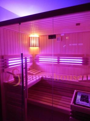 Vhodnost častého pobytu v sauně bychom měli konzultovat vždy s lékařem.