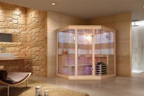 Vybíráme správný typ sauny