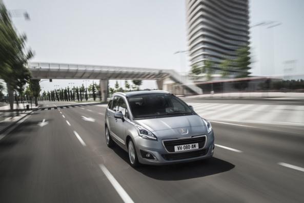 Speciální nabídka Peugeot 5008 Style