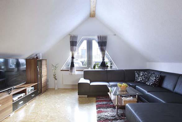 Stav po rekonstrukci interiéru okálu. Realizace firma Solstav.