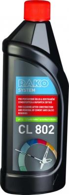 CL 802 pro postavební úklid a odstranění cementových a vápenných zbytků