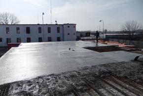 Speciální betony pro ztracené bednění