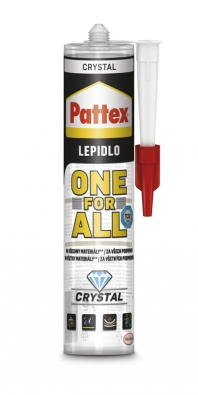 Pattex ONE FOR ALL CRYSTAL