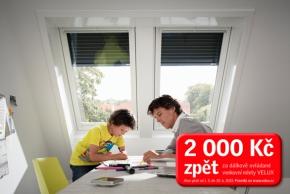 Venkovní roleta: ochrana vašeho střešního okna