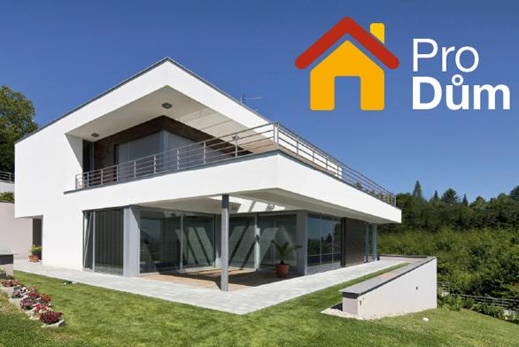 Akce ProDům: Nejlepší nabídka pro dům je tady