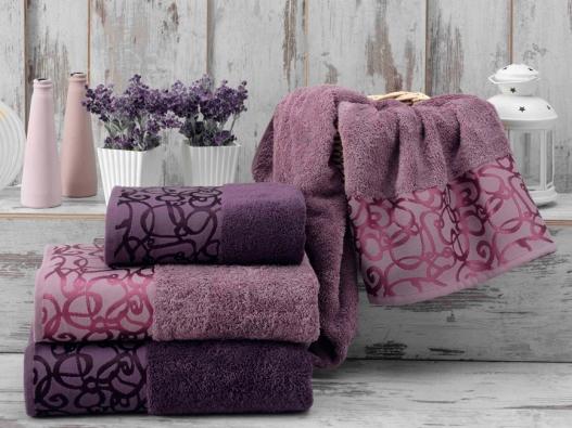 Luxusní ručníky DENTON zakoupíte ve třech rozměrech už od 330,- Kč.