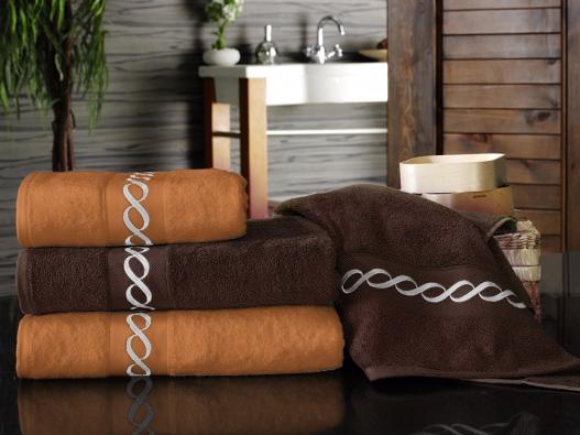 Bambusové ručníky ROYAL si zamilujete také díky trendy barvám.