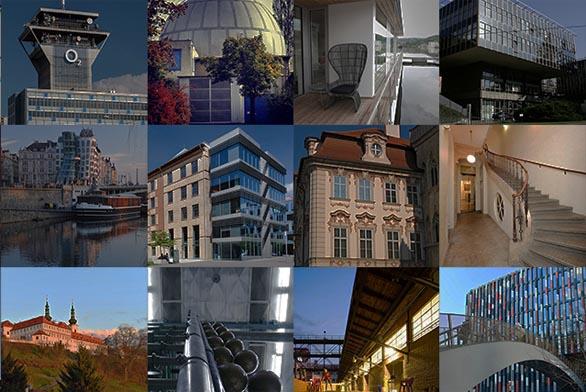 Festival Open House zpřístupní moderní stavby