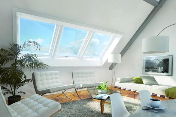 Renovace střešních oken