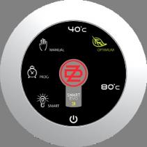 Funkce ohřívače vody OKHE SMART