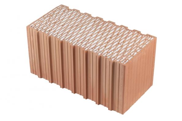 Broušený cihelný blok HELUZ Family 50 2in1.