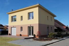 Výstavba pasivních cihlových domů