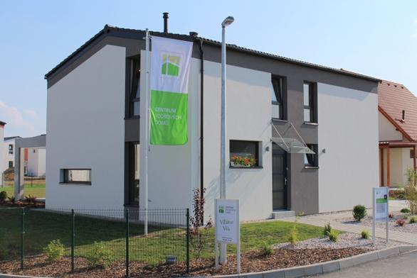 Nové bydlení jako znákupního centra