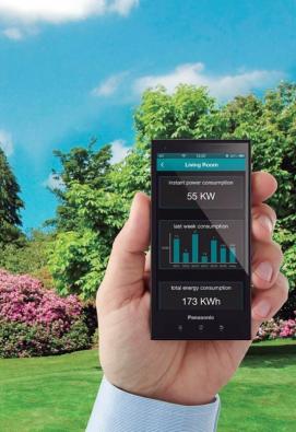 Vnitřní jednotka nabídne rovněž snadno použitelný týdenní časovač s až 6 denními nastaveními a možnost ovládat systém dálkovým ovladačem i přes internetové rozhraní. Umožňuje i připojení na systémy řízení budov přes protokoly jako IntesisHome, KNX, EnOcean a Modbus.