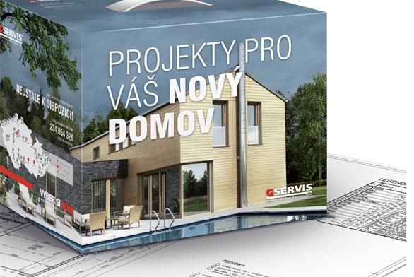SOUTĚŽ: Vyhrajte typový projekt rodinného domu