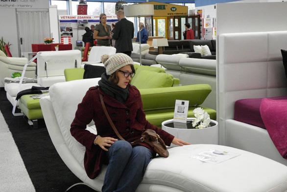 Výstava Teplo domova nabídne novinky ze stavebnictví