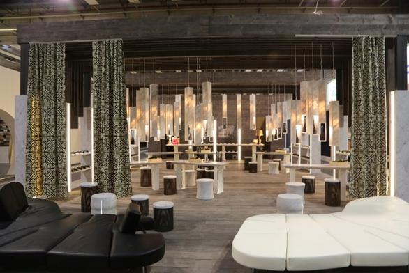 Veletrhy inovující tradiční pojetí interiéru