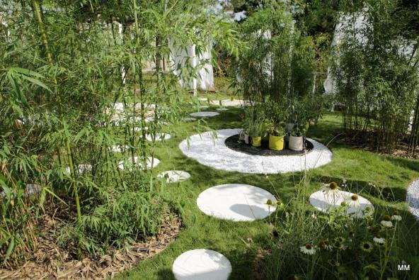2. místo zahrada č. 3 JAKUB CIGLER ARCHITEKTI a.s. – DÍRA V PLOTĚ (foto: Ester Havlová).