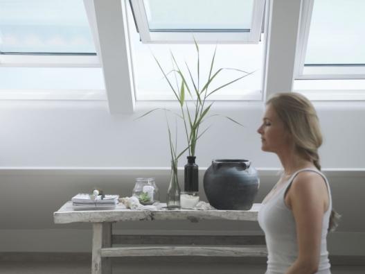 Recept pro dobrou náladu a fyzickou i psychickou pohodu? Dostatek denního světla! (foto: Velux).