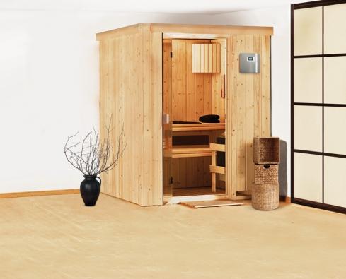 Finská sauna Suvi