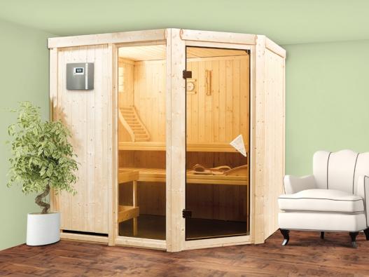 Finská sauna Fiona